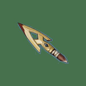 Исторический наконечник стрелы материал возвышения в Genshin Impact