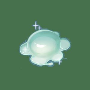 Концентрат слайма материал возвышения в Genshin Impact
