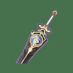 Меч-колокол гайд Genshin Impact