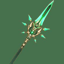 Нефритовый коршун Genshin Impact