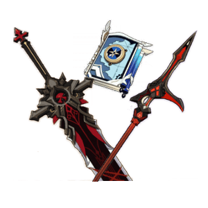 Оружие гайд по Genshin Impact