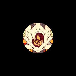 Пиро орхидея - Genshin Impact - Гайд