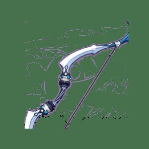 Sacrificial Bow Genshin Impact