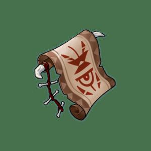 Sealed Scroll - Genshin Impact