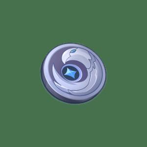 Silver Raven Insignia - Genshin Impact