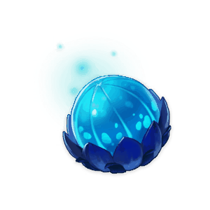 Туманный цветок - венчик - Genshin Impact - Гайд по игре