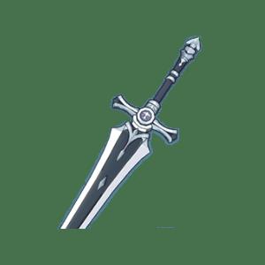 White Iron Greatsword Genshin Impact guide