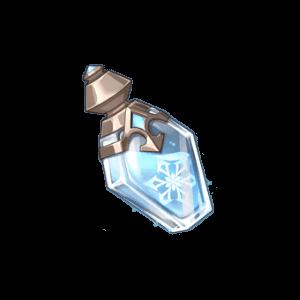 Зелье морозного щита - Genshin Impact гайд