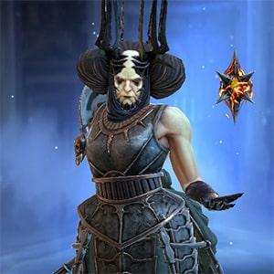 Драха Всесильная - Гайд по Raid Shadow Legends