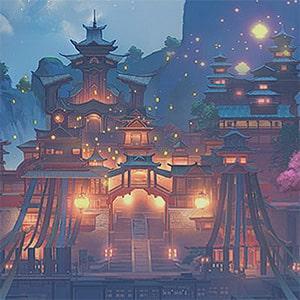 Праздник морских фонарей - событие в Genshin Impact