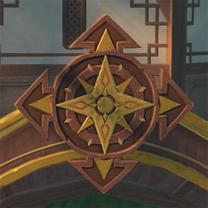 Герб Гильдии искателей приключений в Genshin Impact