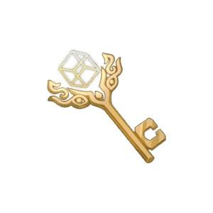 Ключ от Усыпальницы глубин в игре Genshin Impact