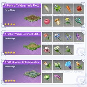 Система садоводства в игре Genshin Impact-min